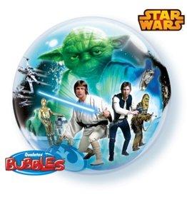 """Star Wars 22"""" Mylar Balloon"""