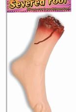 Cut Off Foot