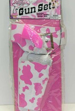 Cowgirl Guns and Holster Set