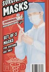 Doctor Mask Set