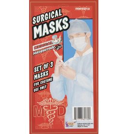 Doctor Mask Set