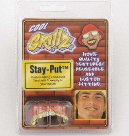 Grillz Teeth Gold & Silver