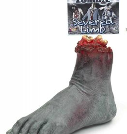 Zombie Severed Foot