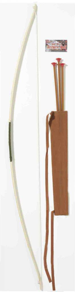 Deluxe Bow and Arrow Set