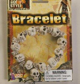 Stone Age Skull Bracelet