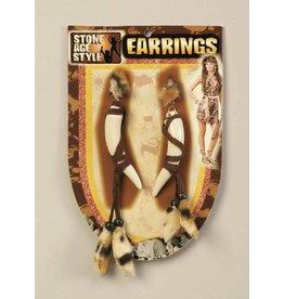 Stone Age Earrings