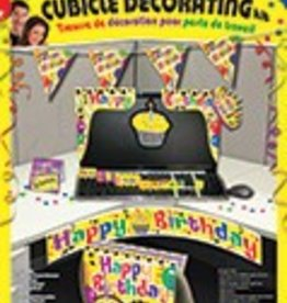 Birthday Cubical Decoration Kit