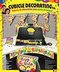 Birthday Cubical Decoration Kit