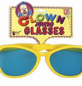 Jumbo Comic Glasses