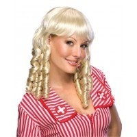 Baby Doll Blonde Wig