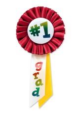#1 Graduation Award Ribbon