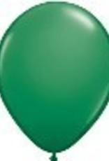 "16"" Balloon Green 1 Dozen Flat"