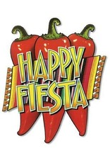 "17"" Happy Fiesta Cutout"