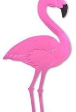 "22"" Foil Flamingo Silhouette"