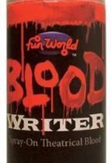 3oz Blood Writer