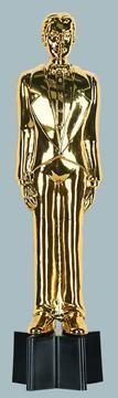 Awards Night Male Statue
