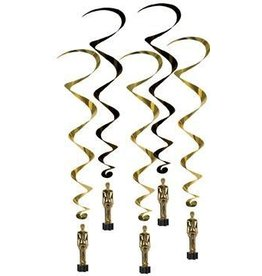 "40"" Asstd Awards Night Whirls"
