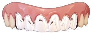 Billy Bob Platinum Teeth
