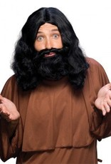Biblical Beard and Wig