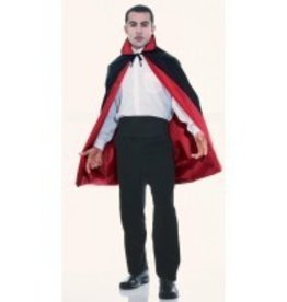 "Cape 45"" Reversible Black/Red"