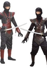 Children's Costume Ninja Fighter Large (12-14)