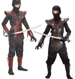 Children's Costume Ninja Fighter Large (12-14)