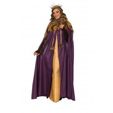 Medieval Maiden Cape