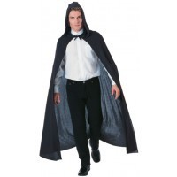 Cape Full Length With Hood