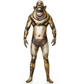 Adult Costume Morphsuit Boil Monster Large