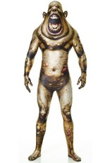Adult Costume Morphsuit Boil Monster Medium