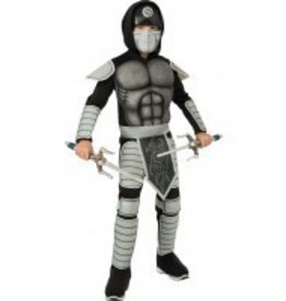 Children's Costume Ninja Stealth Medium (8-10)