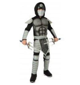 Children's Costume Ninja Stealth Medium (8-10)