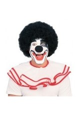 Clown Black Wig