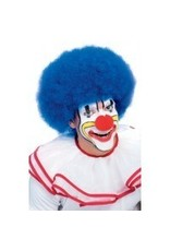 Clown Deluxe Blue Wig