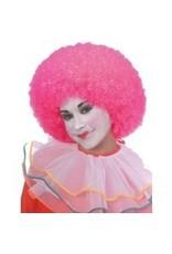 Clown Pink Wig