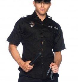 Men's Costume Cuff Em' Cop Medium/Large