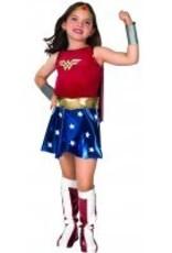 Children's Costume Wonder Woman Small (4-6)