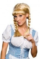 Cowgirl Blonde Wig