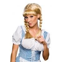 Cowgirl Blonde Wig