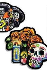 Day Of The Dead Cutouts (4)