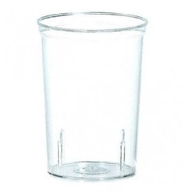 1.5oz Plastic Shooter Clear (20)
