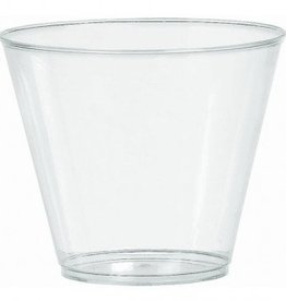 9oz Tumbler Clear 72ct
