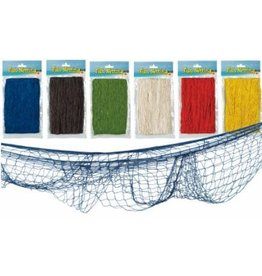 Fish Netting Natural White 1Pk