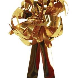 Gold Metallic Starburst Bow