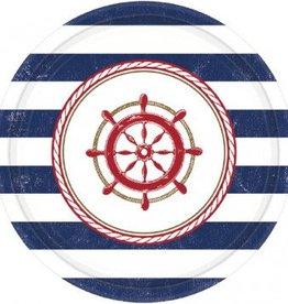 "Anchors Aweigh 7"" Plate"
