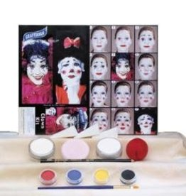 Graftobian Clown Kit