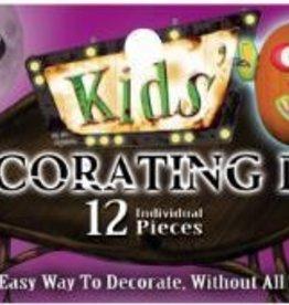 Kids Pumpkin Decorating Kit