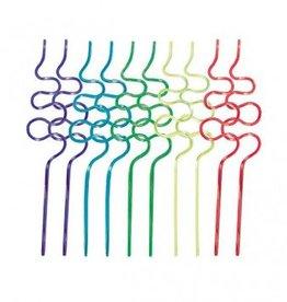 Silly Straws 10pc