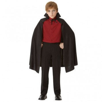 Child Cape With Collar
