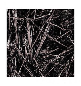 Black Metallic Shred